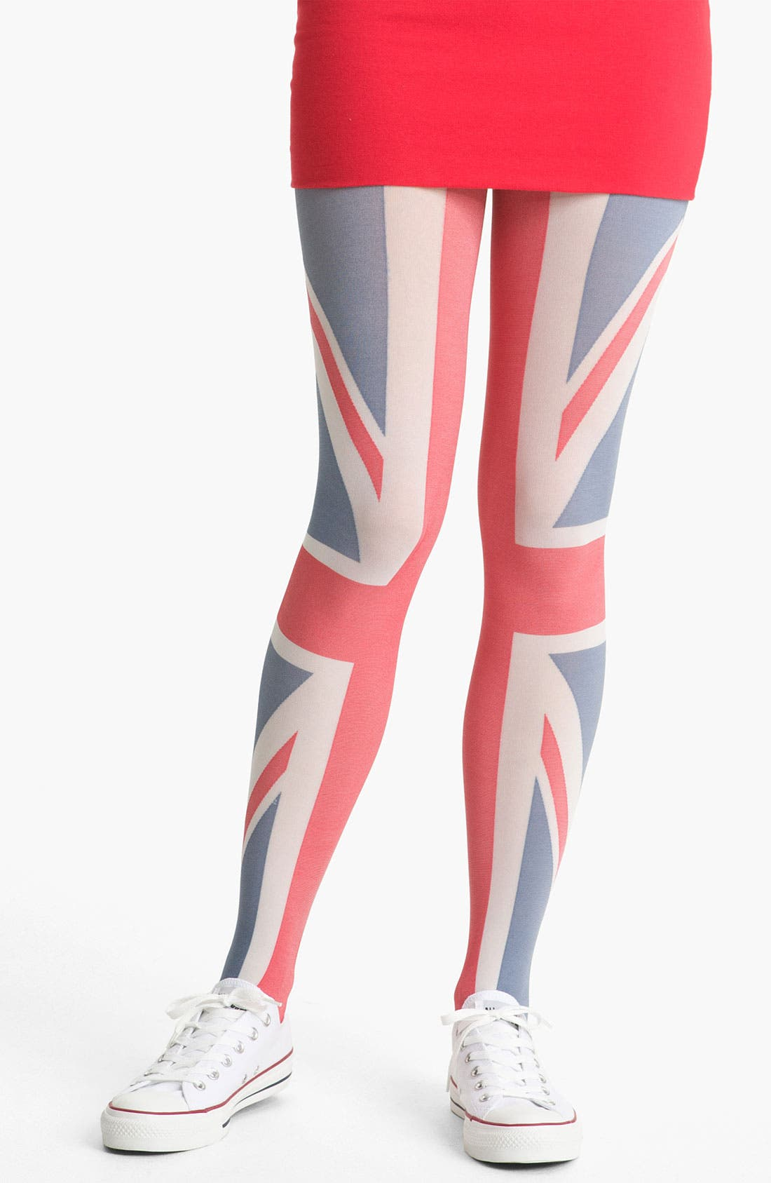 Alternate Image 1 Selected - Pretty Polly 'Union Jack Flag' Tights