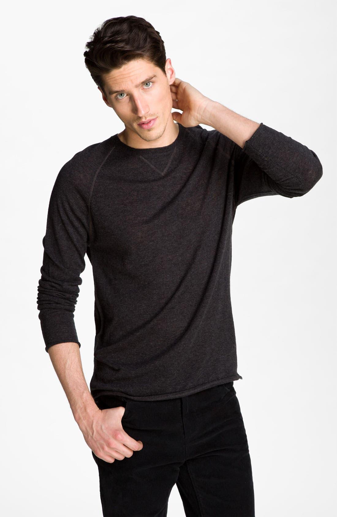 Main Image - Zadig & Voltaire Crewneck Sweater