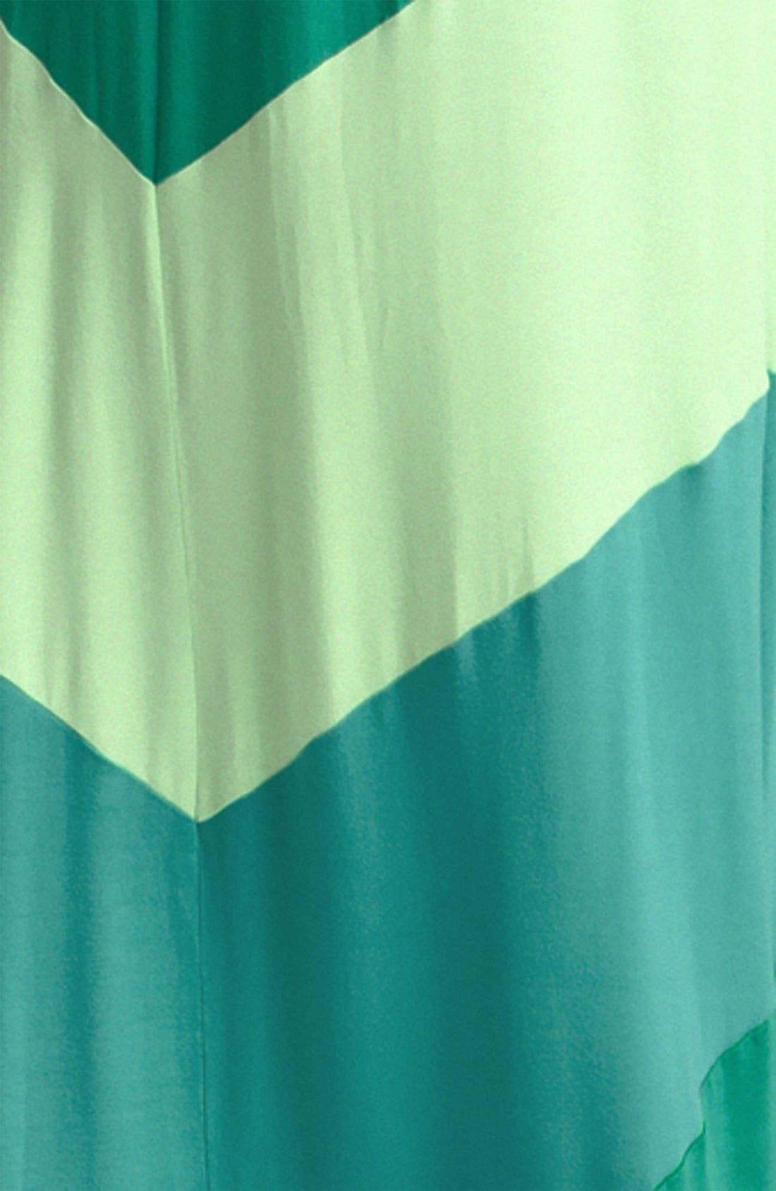 Alternate Image 3  - Ella Moss 'Celia' Racerback Colorblock Maxi Dress