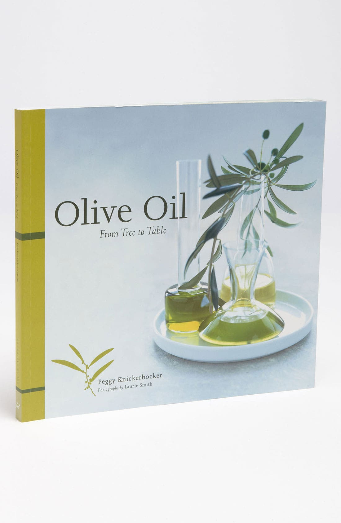 Main Image - 'Olive Oil from Tree to Table' Book