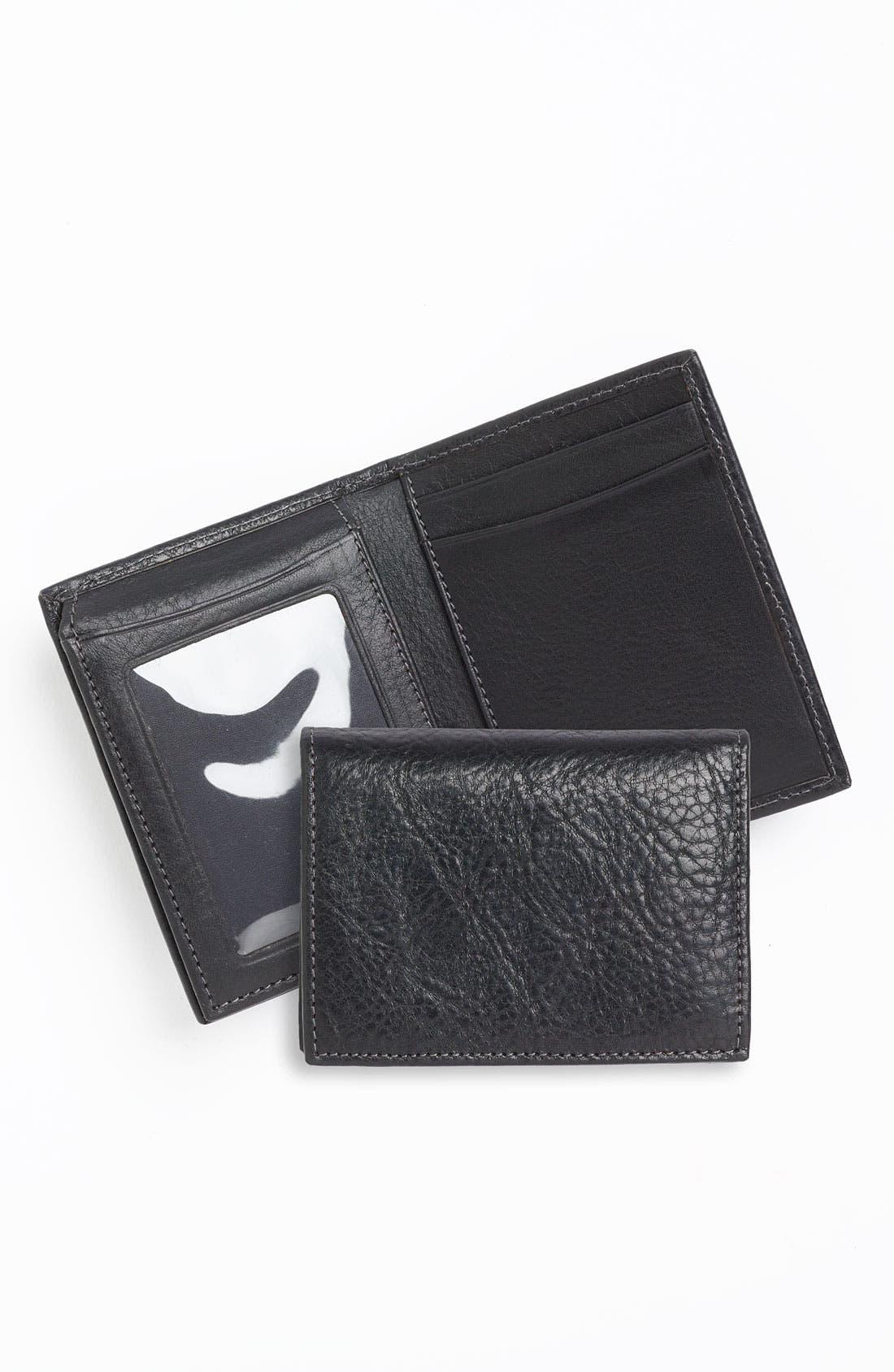 Main Image - Trafalgar 'Chesapeake' L-Fold Wallet