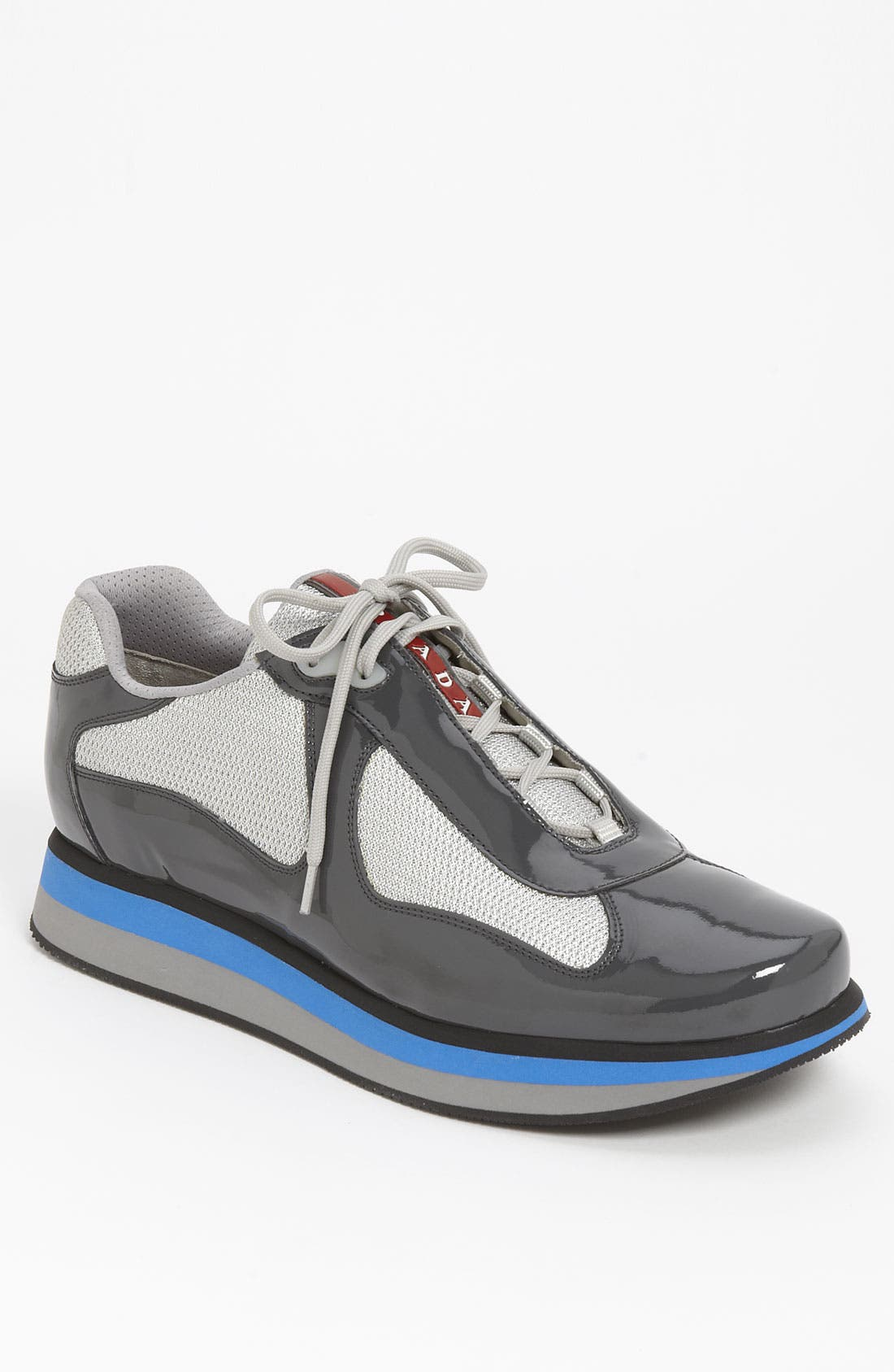 Main Image - Prada 'Americas Cup' Double Sole Sneaker