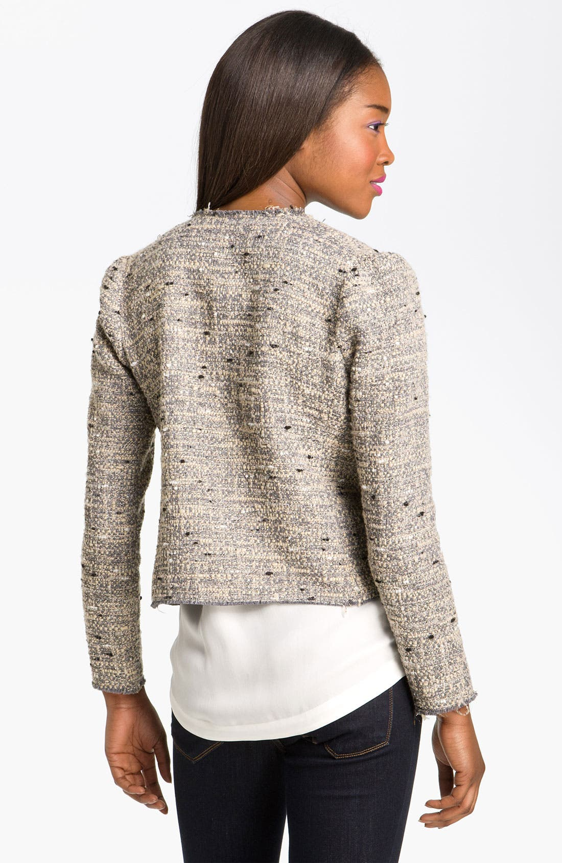 Alternate Image 2  - Rory Beca Bouclé Tweed Jacket