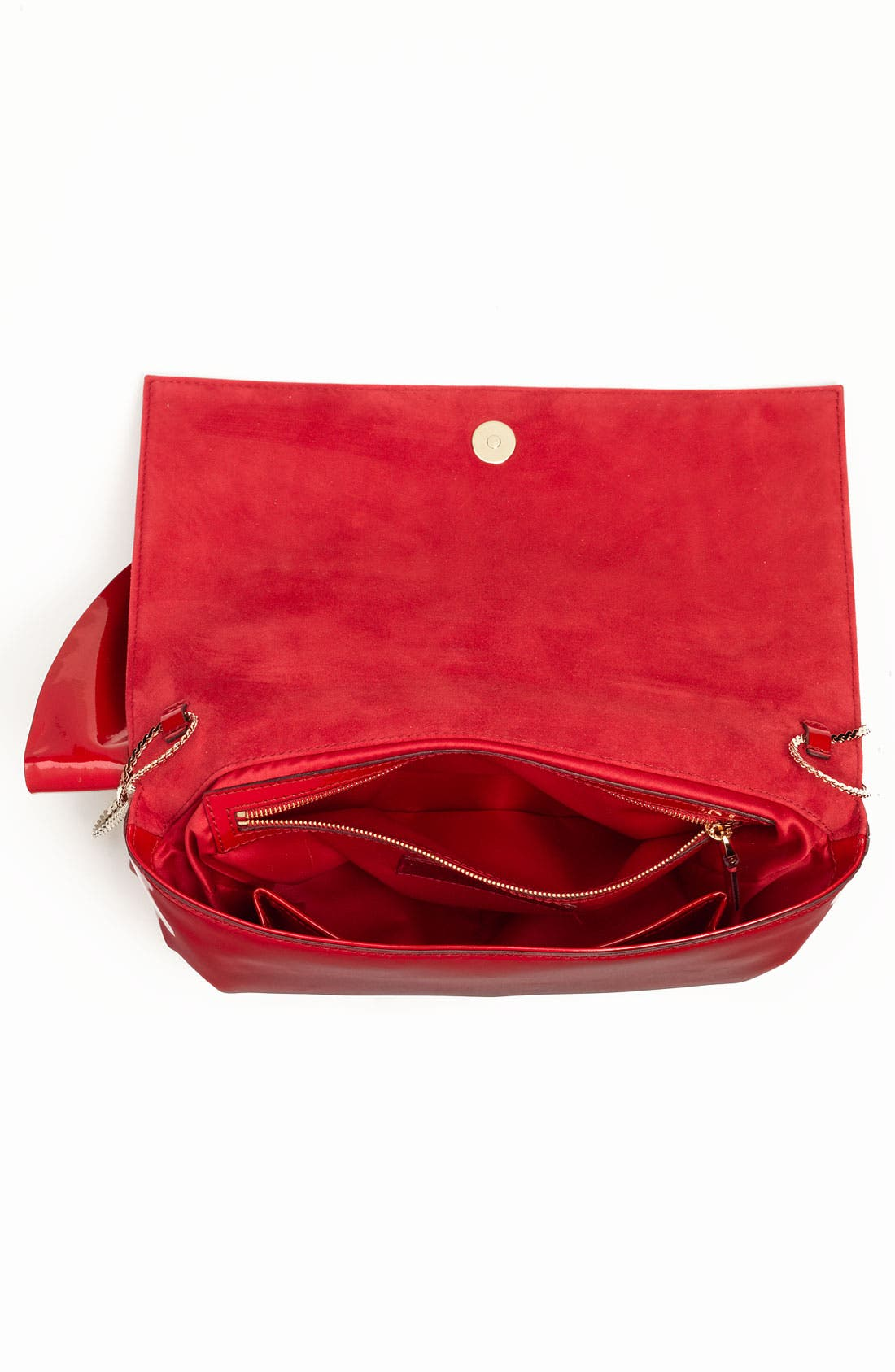Alternate Image 3  - Valentino 'Lacca Bow' Clutch