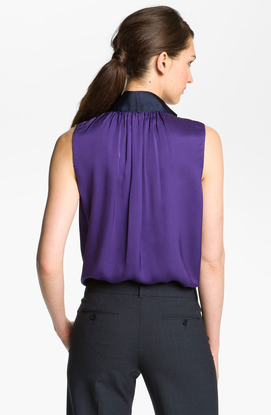 Alternate Image 2  - Elie Tahari Exclusive for Nordstrom 'Valeria' Blouse
