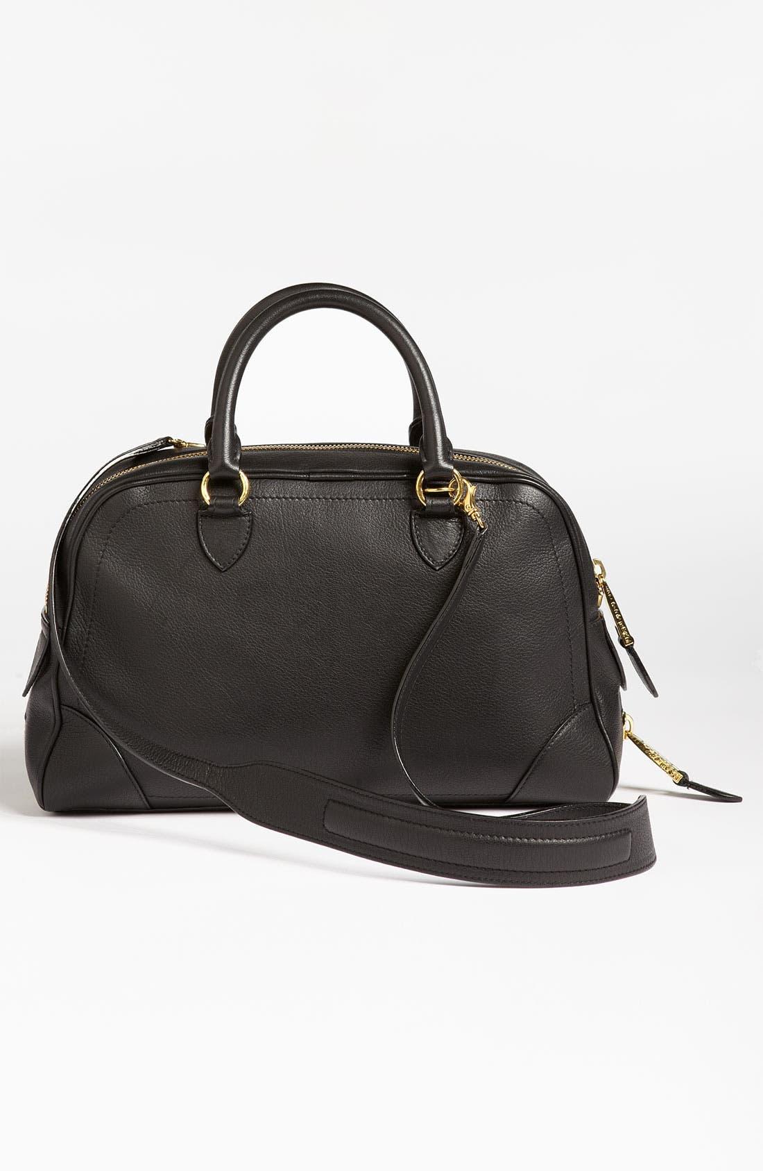 Alternate Image 4  - MARC JACOBS 'Small Venetia' Leather Satchel