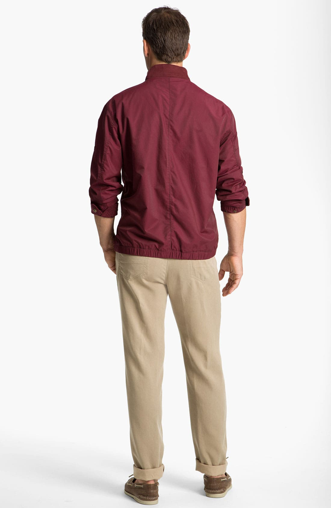 Alternate Image 5  - Tommy Bahama 'Bali Five' Relaxed Straight Leg Pants