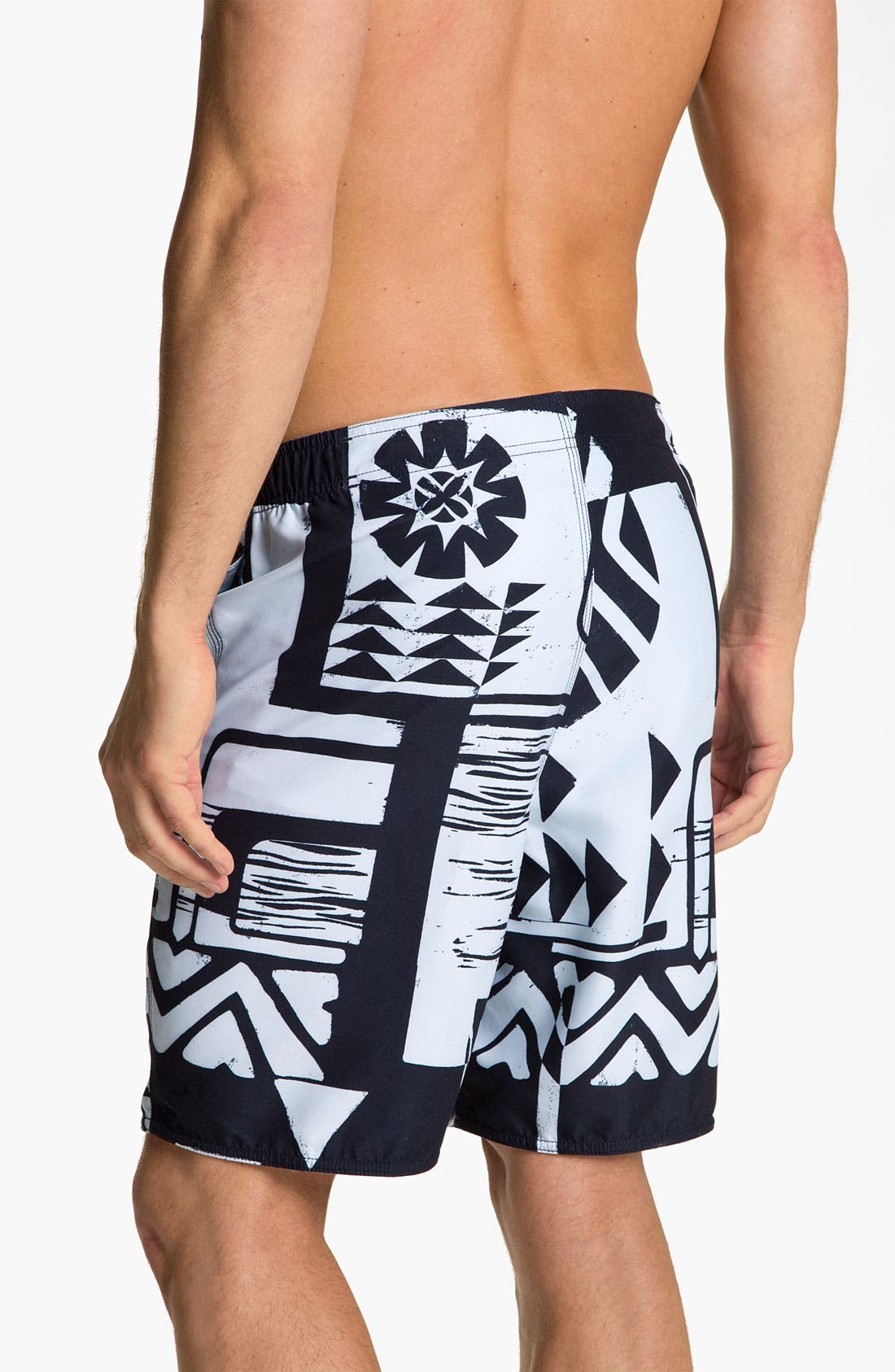 Alternate Image 2  - Quiksilver Waterman 'Sandy Beach' Board Shorts