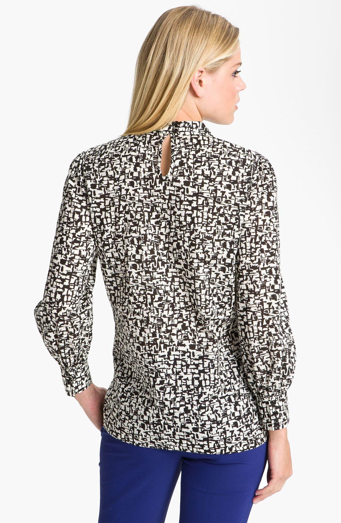Alternate Image 2  - kate spade new york 'reade' blouse