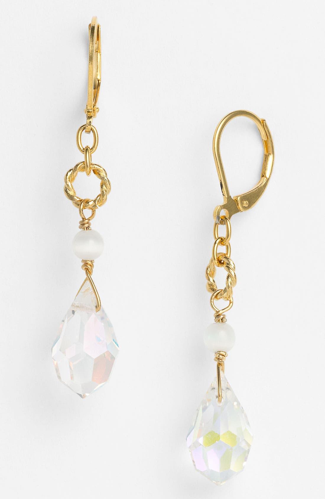Alternate Image 1 Selected - Dabby Reid 'Zoe' Crystal Earrings