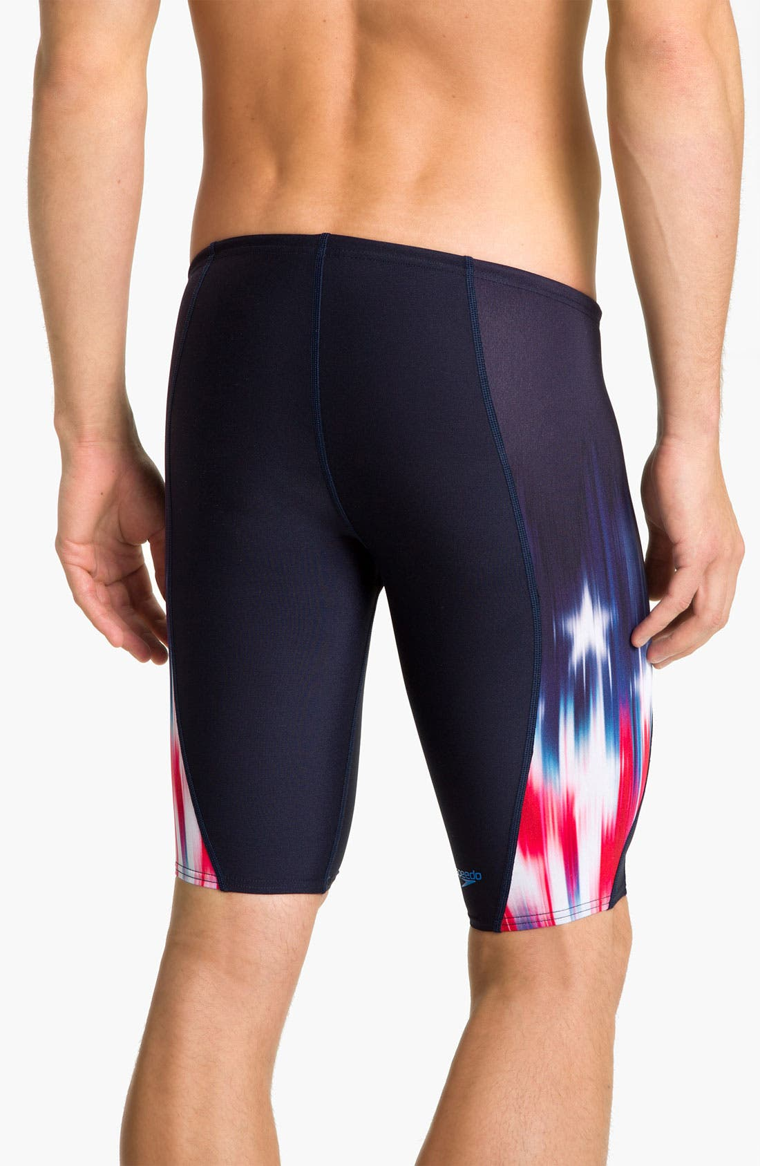 Alternate Image 2  - Speedo® 'USA Replica' Jammers