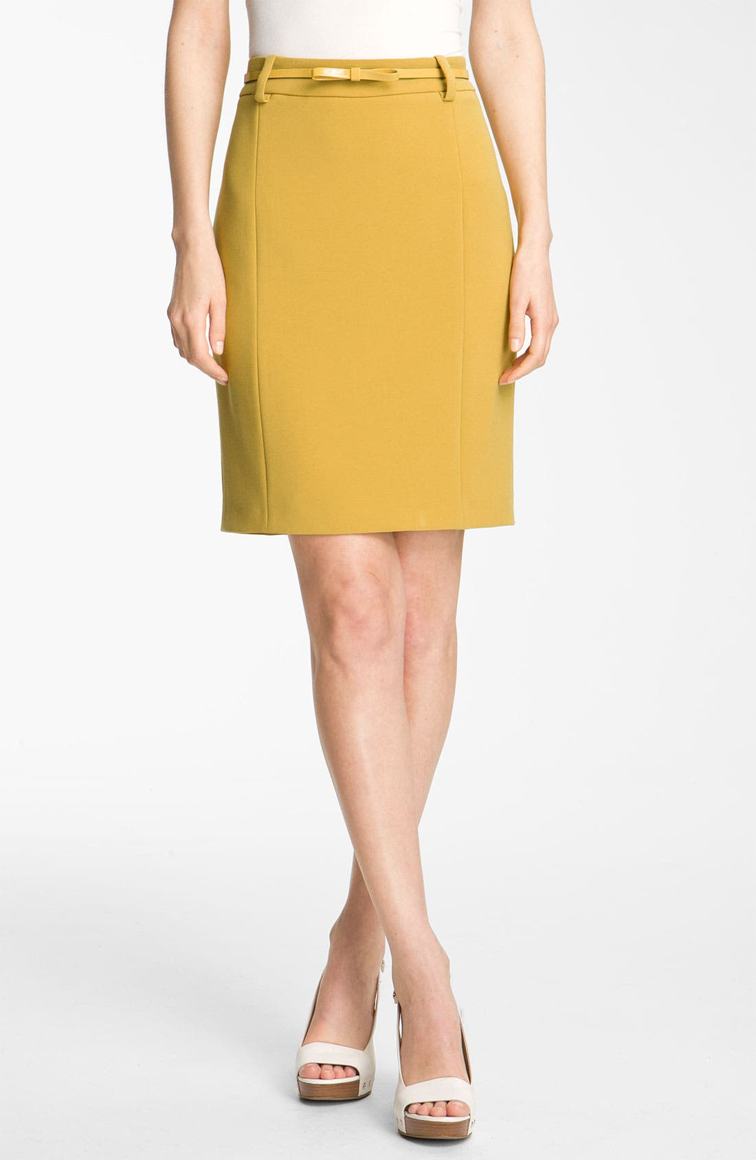 Alternate Image 1 Selected - Weekend Max Mara 'Medusa' Skirt