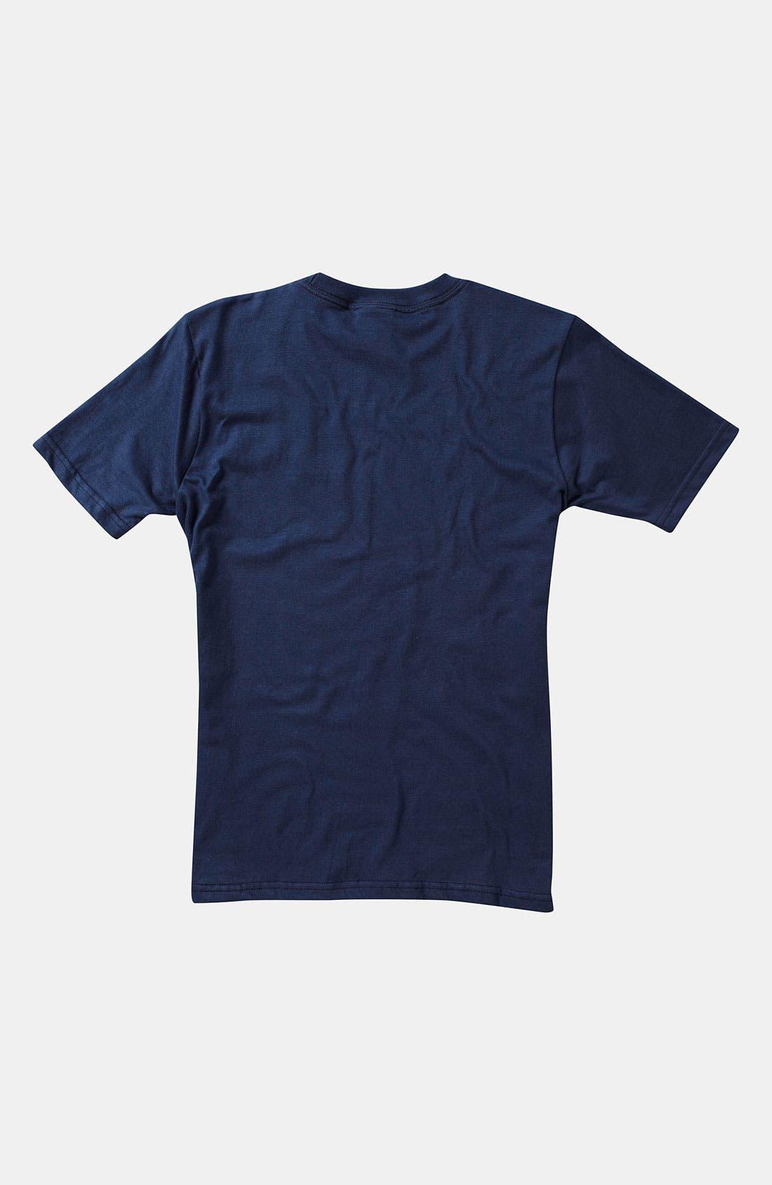 Alternate Image 2  - Quiksilver 'Cliché' T-Shirt (Big Boys)