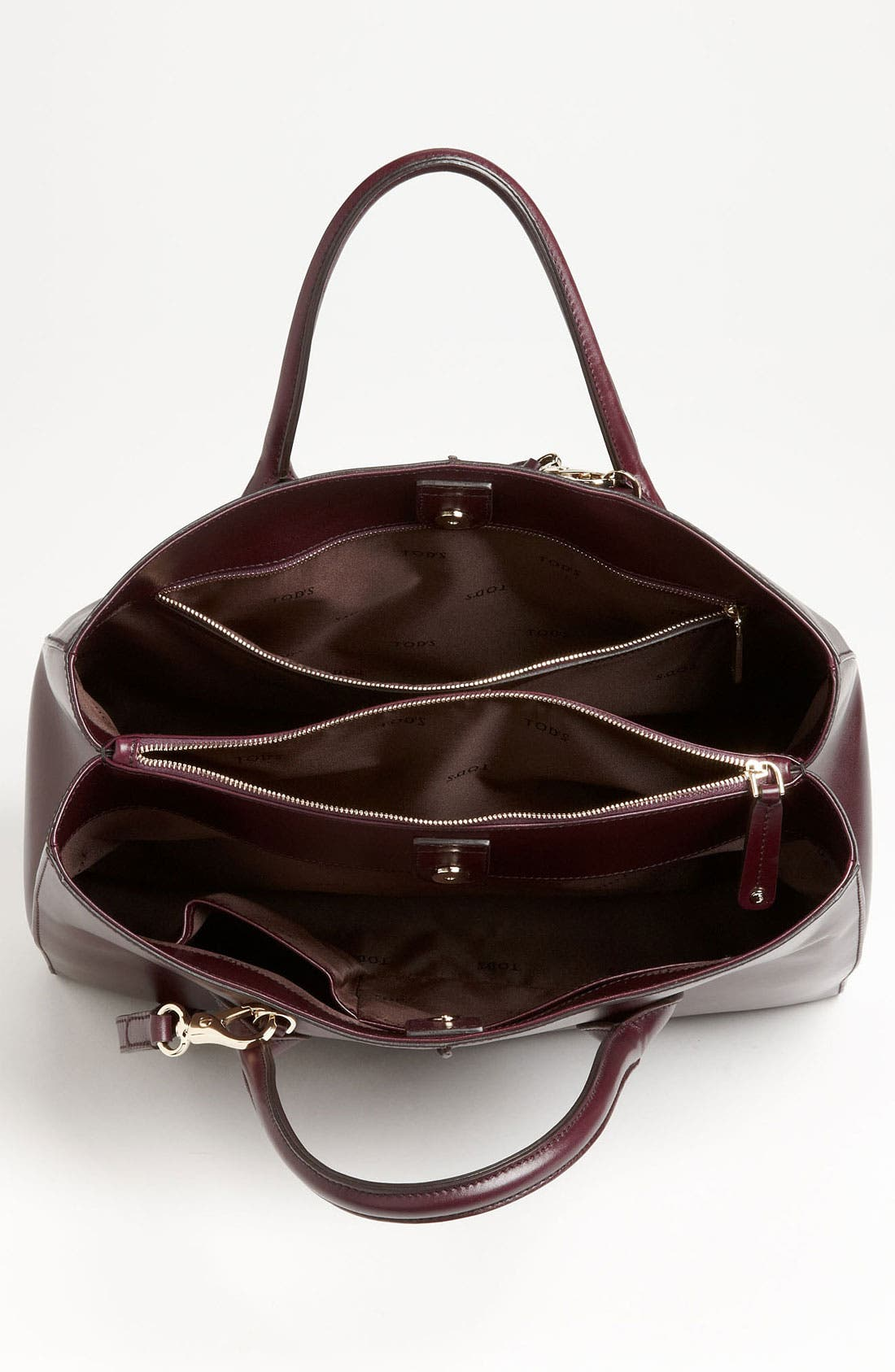 Alternate Image 3  - Tod's 'D-Styling - Lavoro' Leather Tote
