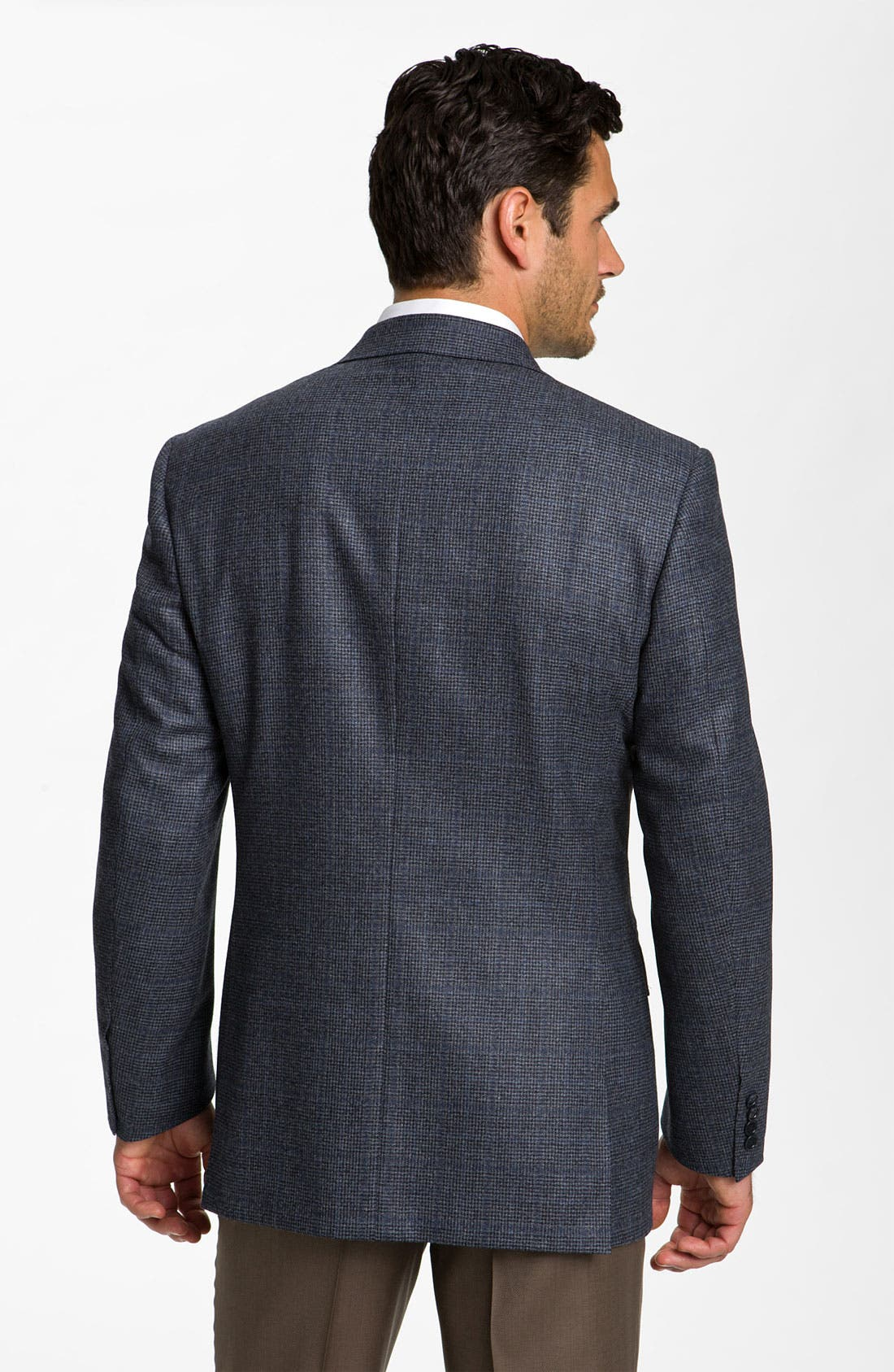 Alternate Image 2  - Canali Wool Sportcoat