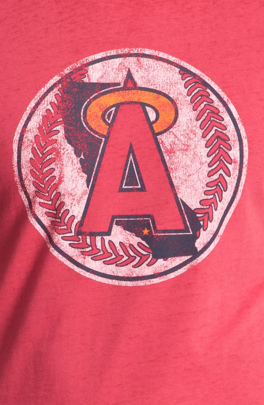 Alternate Image 3  - Red Jacket 'Angels - Greenwood' T-Shirt