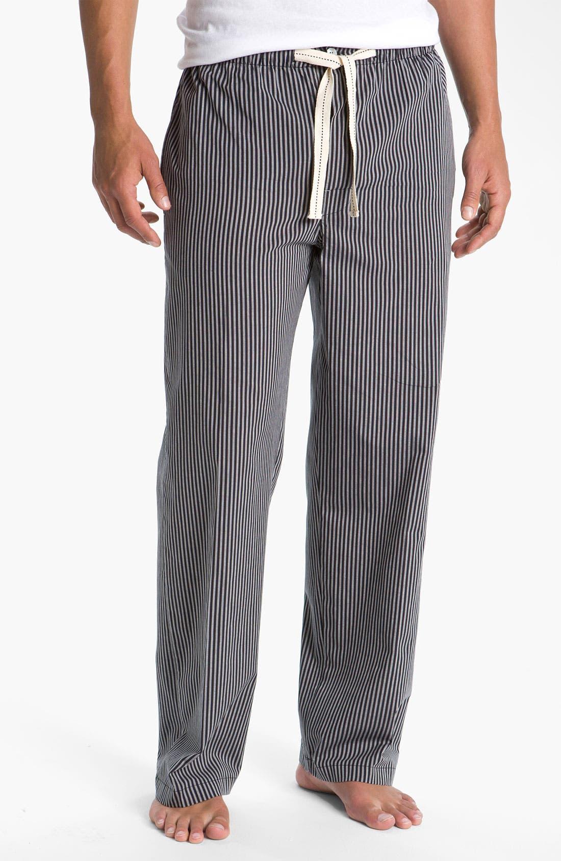 Alternate Image 1 Selected - Ike Behar Stripe Lounge Pants
