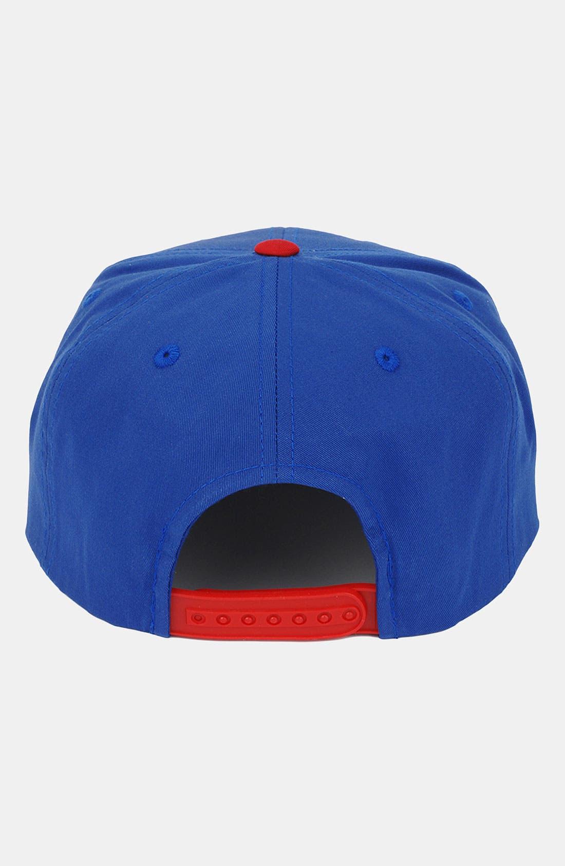 Alternate Image 2  - American Needle 'Texas Rangers - Nineties' Twill Snapback Baseball Cap