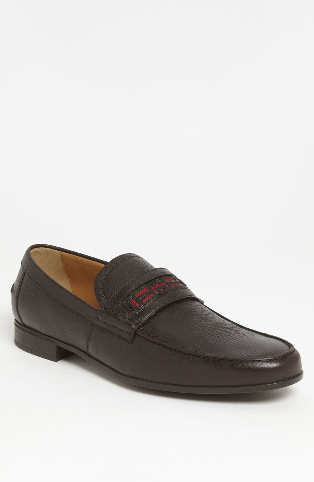 Alternate Image 1 Selected - Gucci 'Goudin' Loafer