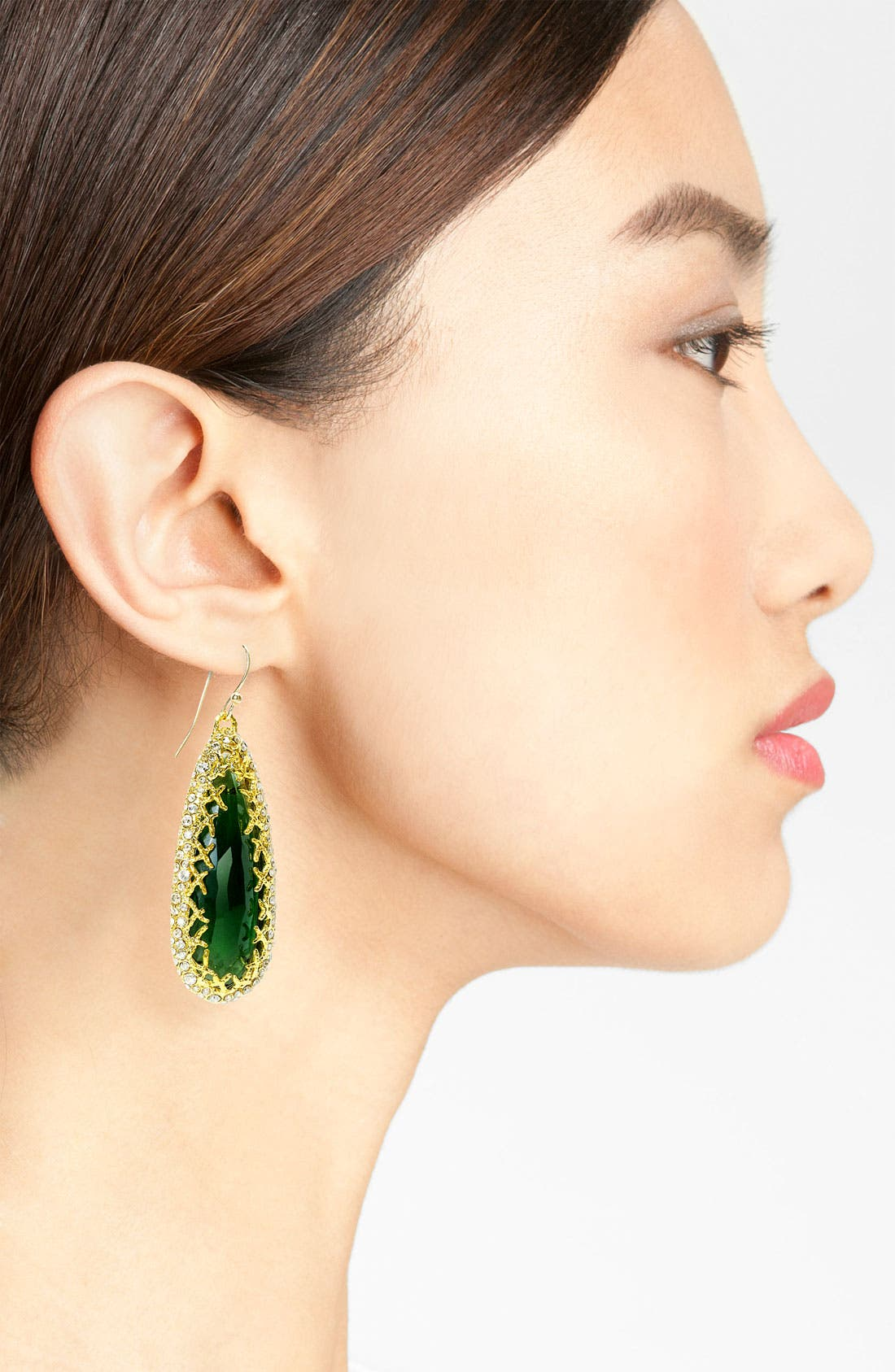Alternate Image 2  - Alexis Bittar 'Elements' Crown Set Teardrop Earrings (Nordstrom Exclusive)