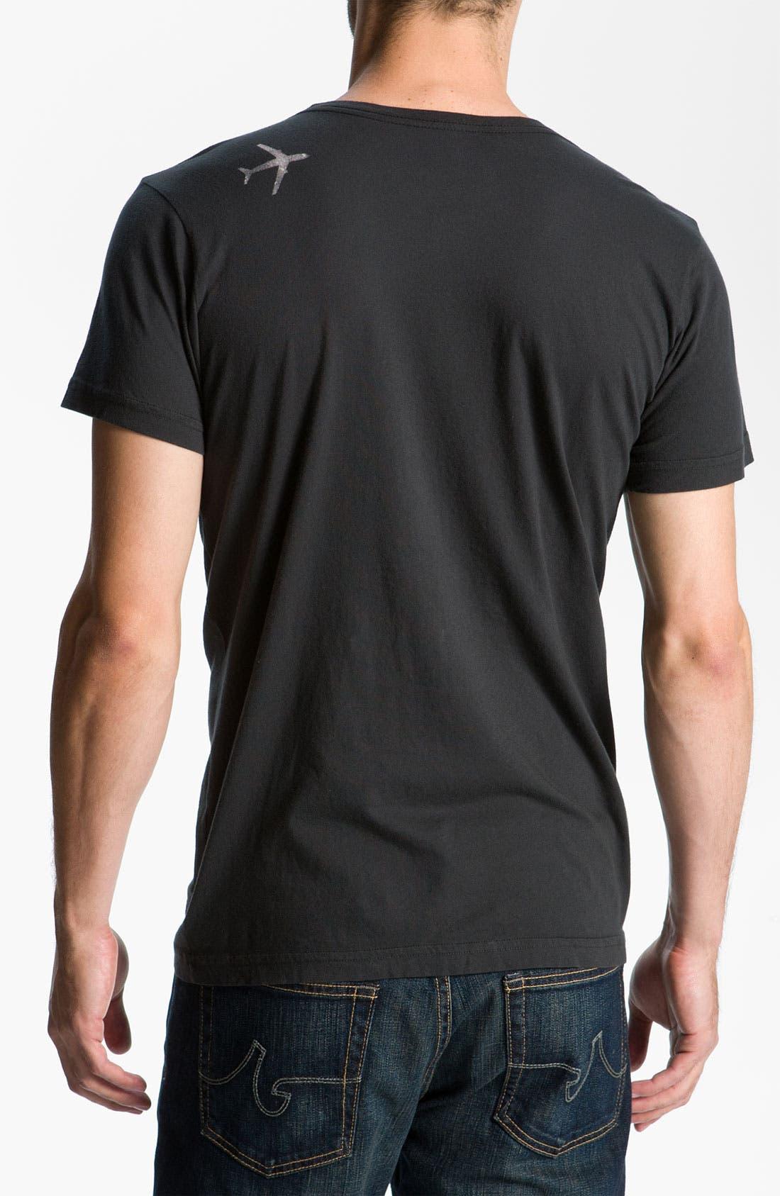 Alternate Image 2  - Jacks & Jokers  'Aviator' T-Shirt