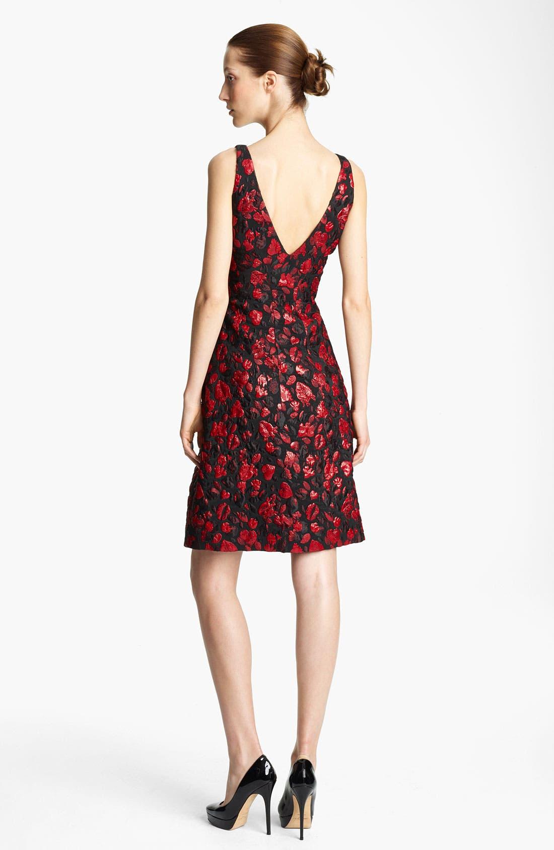Alternate Image 2  - Thakoon Lip & Heart Print Jacquard Dress