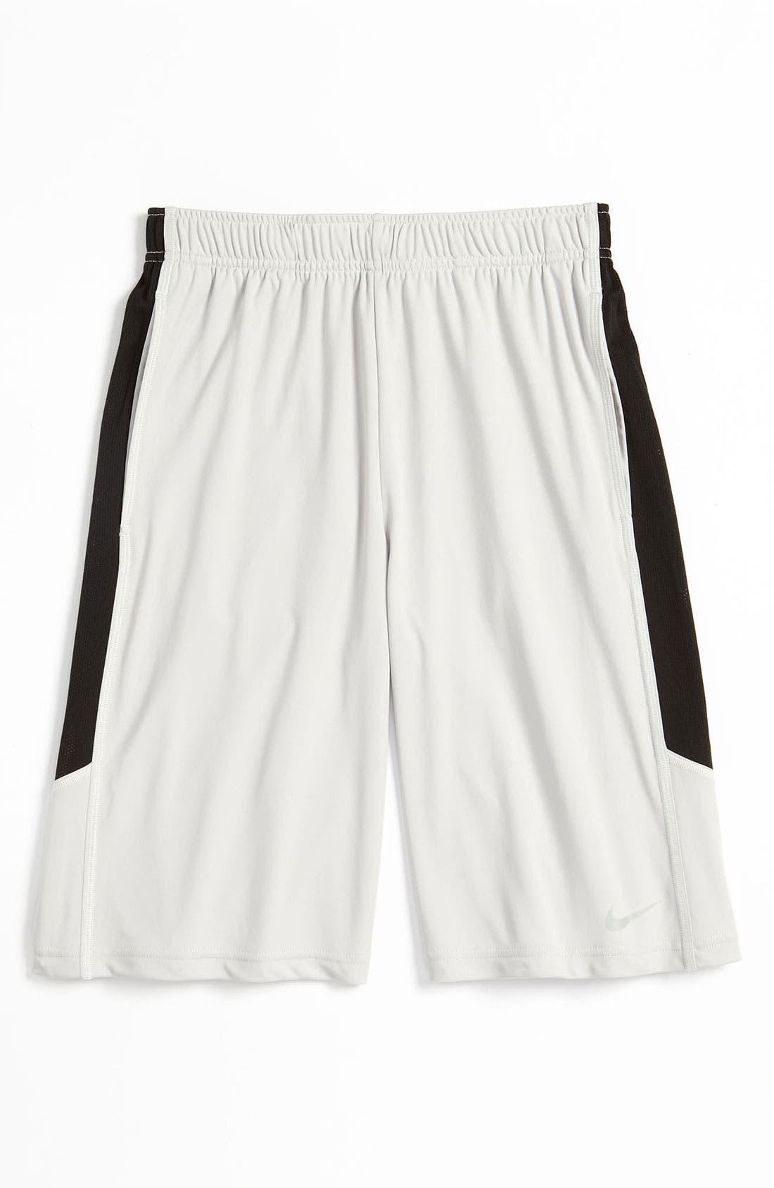 Alternate Image 1 Selected - Nike 'Lights Out' Shorts (Big Boys)