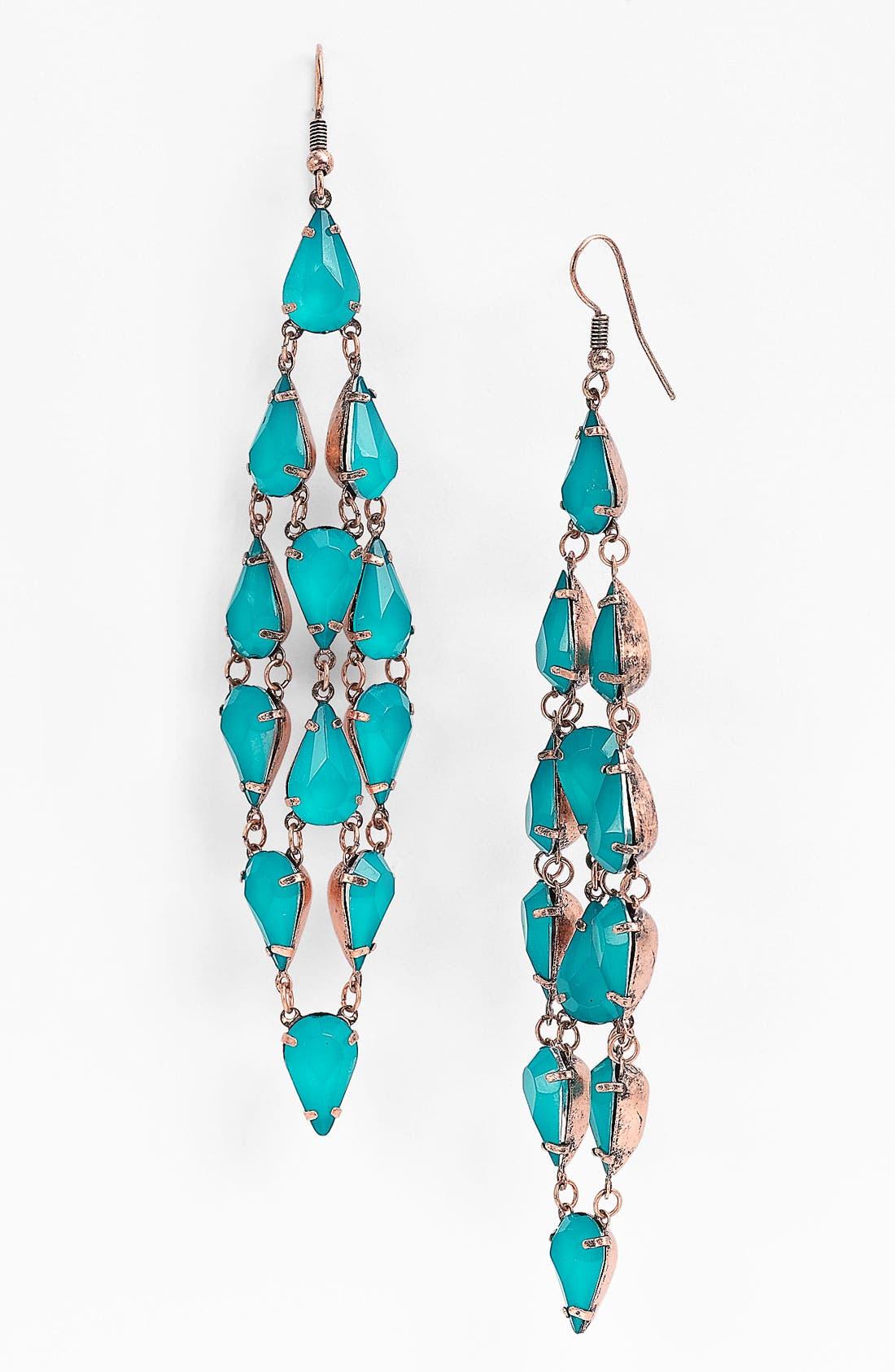 Main Image - Carole Chandelier Earrings