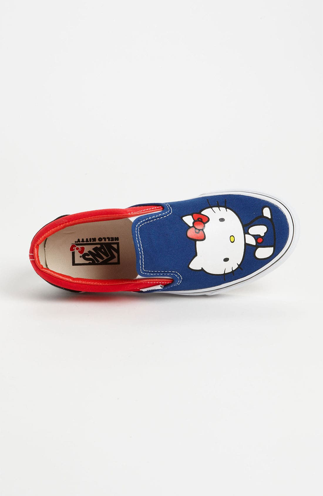 Alternate Image 3  - Vans 'Classic - Hello Kitty®' Sneaker (Women)