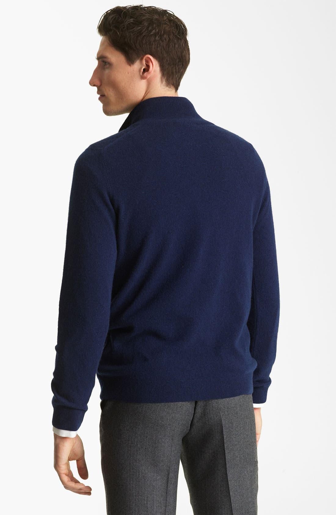 Alternate Image 2  - Pringle of Scotland Zip Neck Sweater