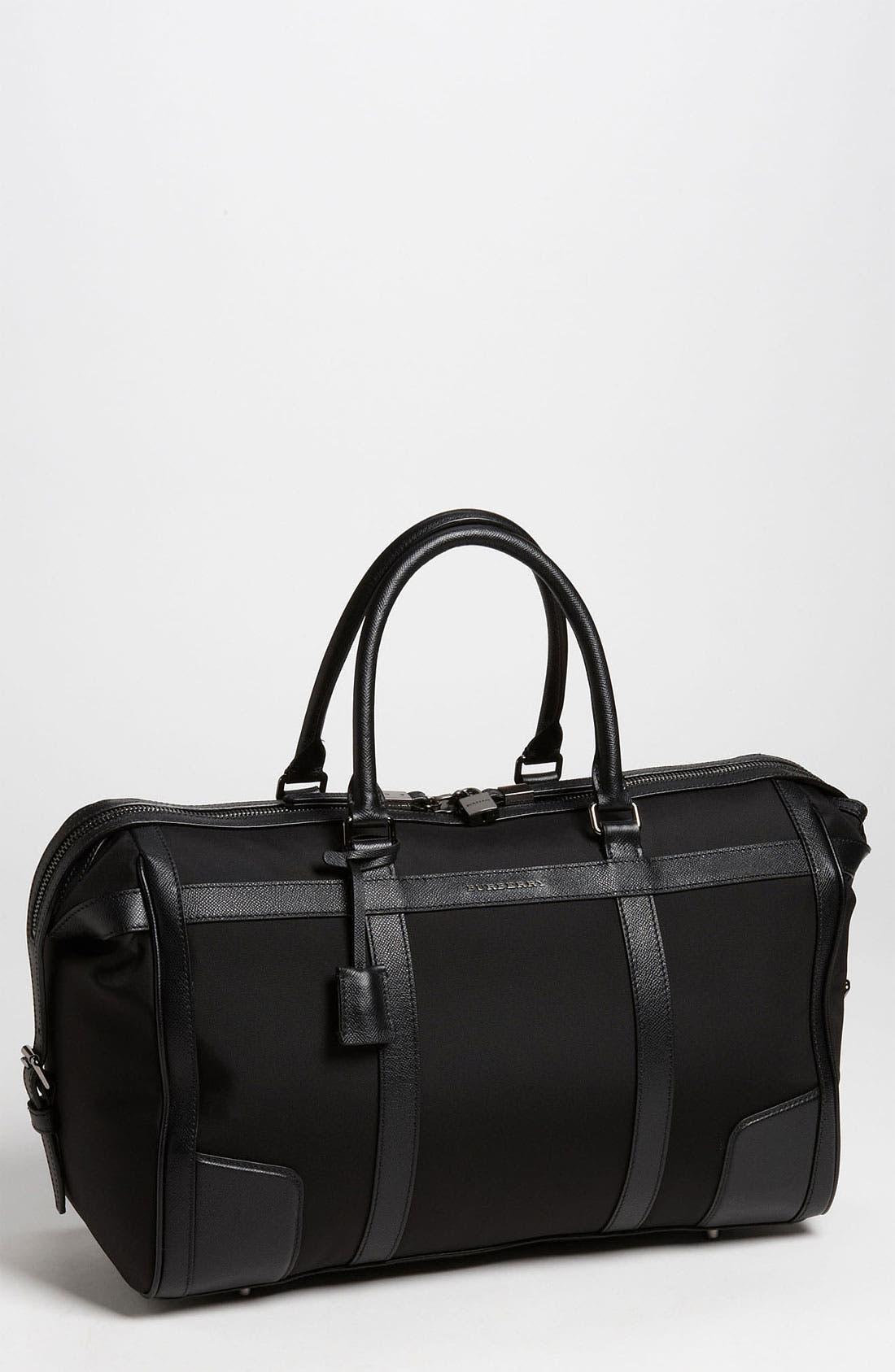 Alternate Image 1 Selected - Burberry Duffel Bag