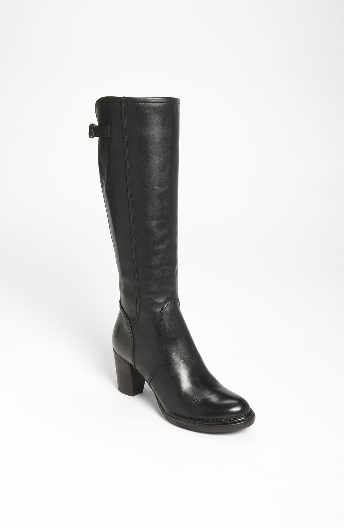 Alternate Image 1 Selected - Alberto Fermani Tall Mid Heel Boot