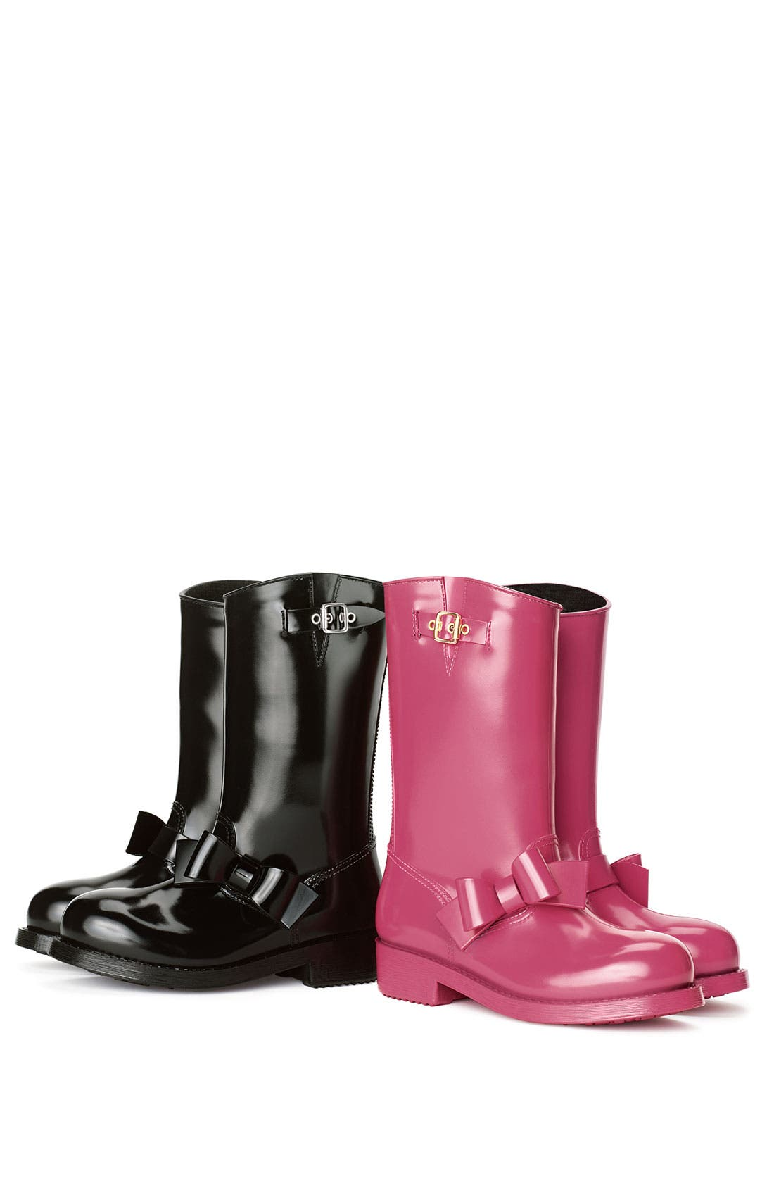 Alternate Image 2  - RED Valentino Moto Rain Boot (Women)