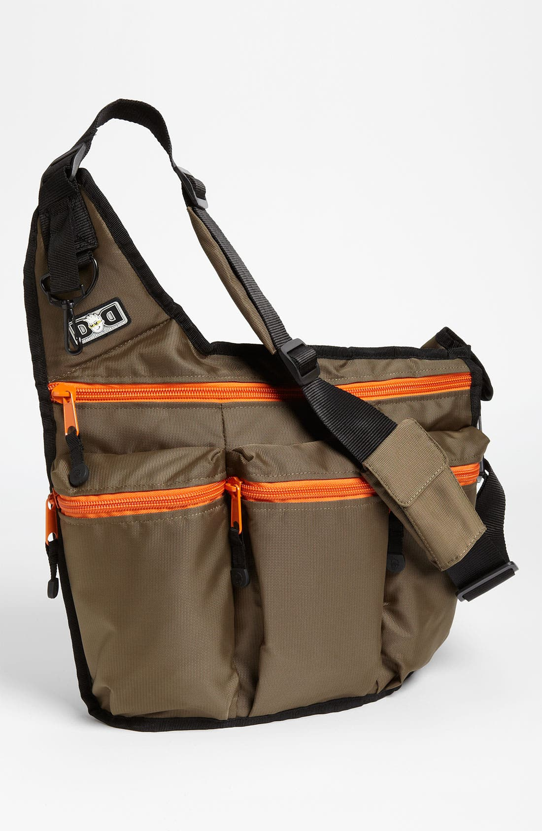 Main Image - Diaper Dude Messenger Diaper Bag