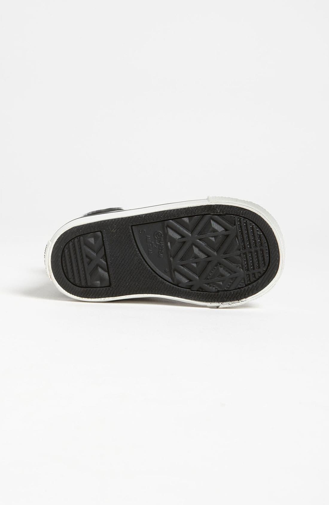 Alternate Image 4  - Converse 'X-HI' Tall Sneaker (Baby, Walker & Toddler)
