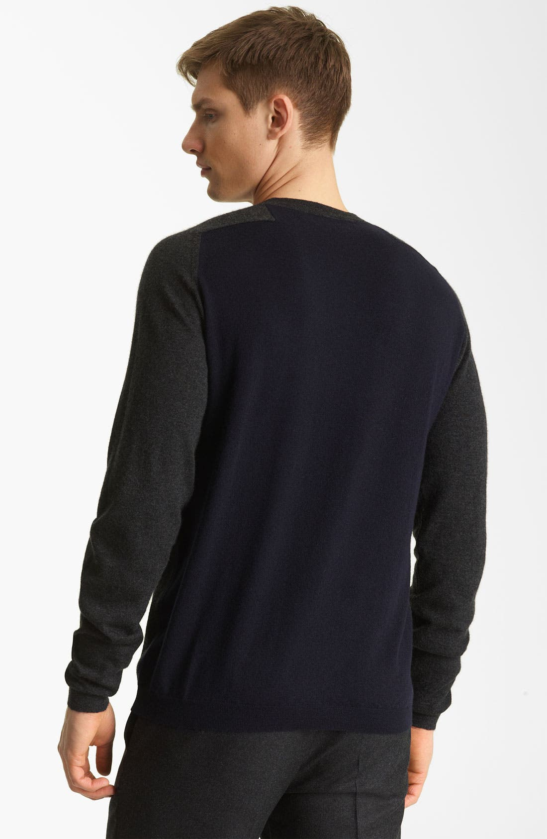 Alternate Image 2  - Marni Contrast Back Sweater
