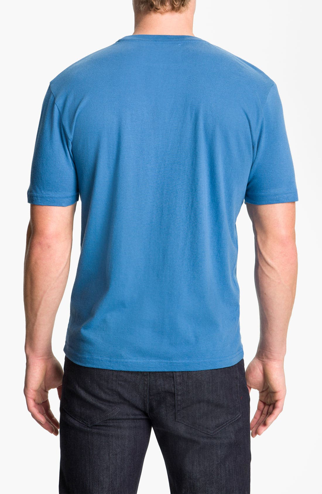 Alternate Image 2  - Wright & Ditson 'Texas Rangers' Baseball T-Shirt