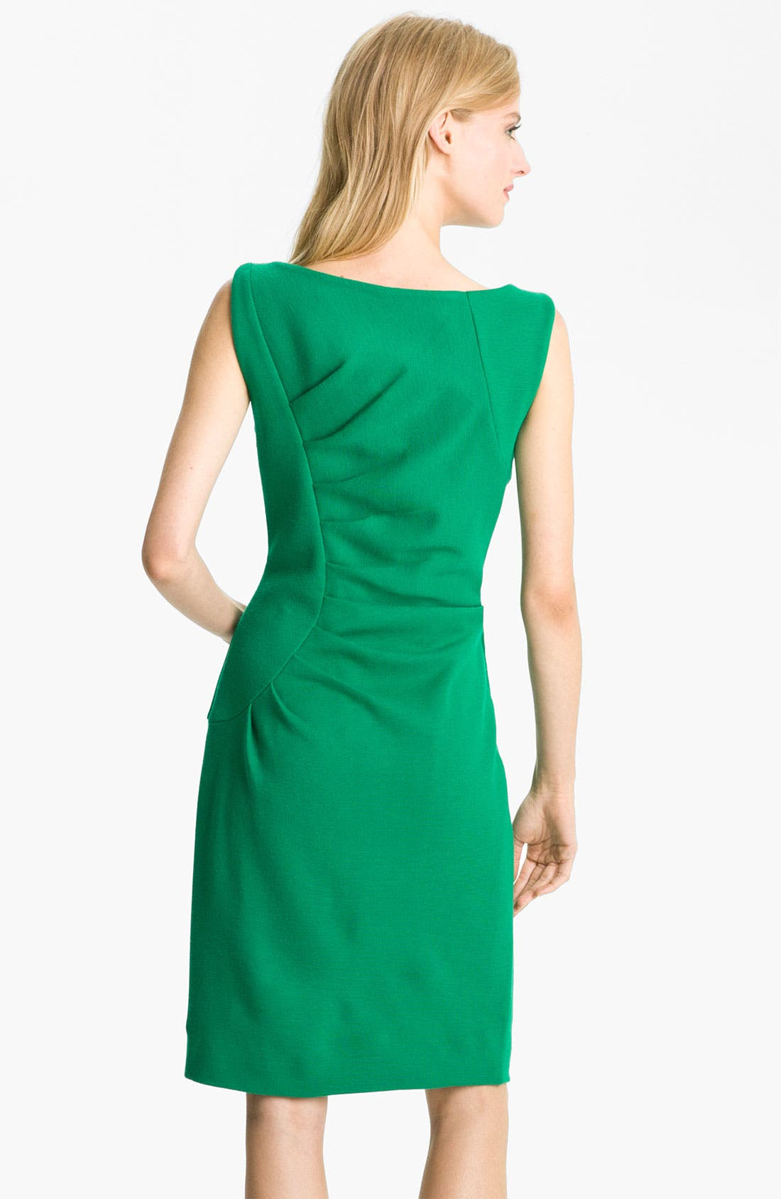 Alternate Image 2  - Milly 'Tucked' Sheath Dress