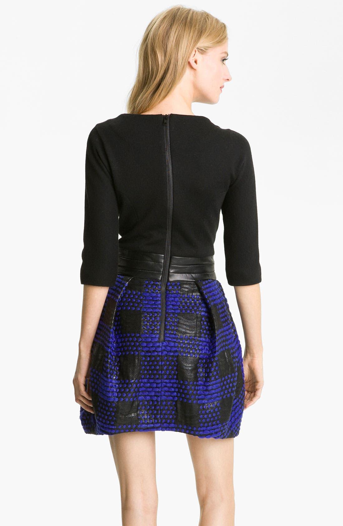 Alternate Image 2  - Milly 'Bryn' Sheath Dress