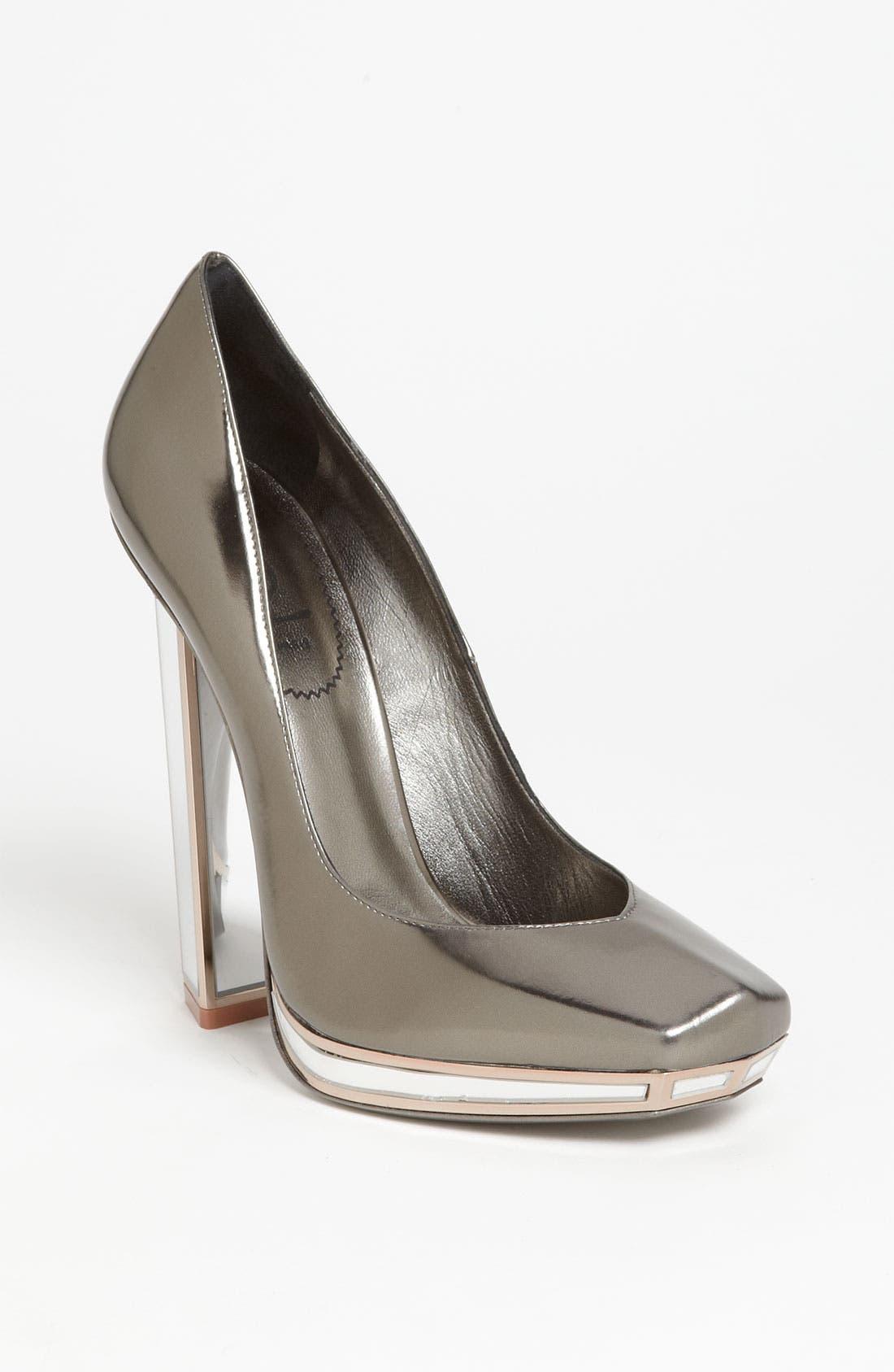 Alternate Image 1 Selected - Yves Saint Laurent Mirror Heel Pump