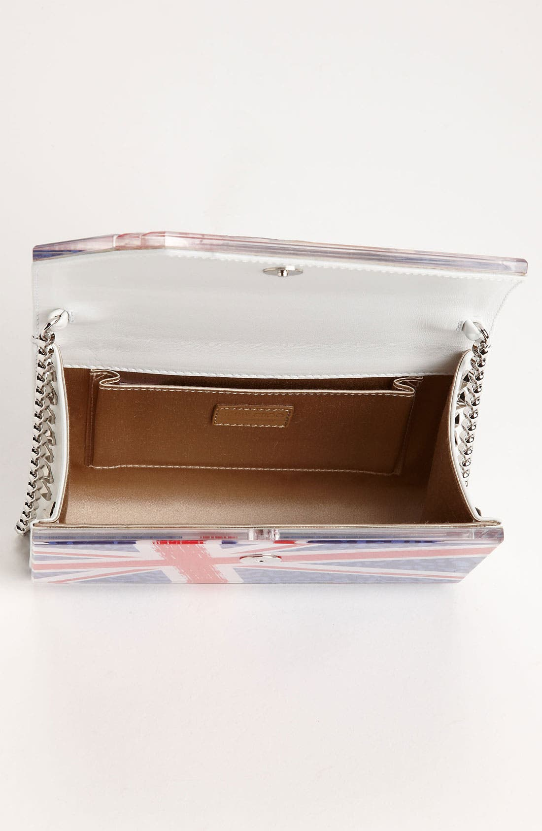 Alternate Image 3  - Jimmy Choo 'Candy Mirror' Clutch