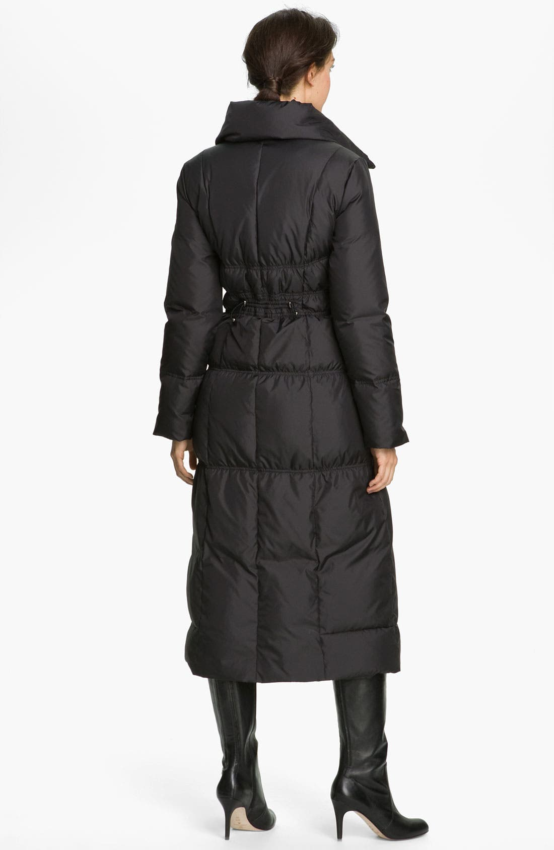 Alternate Image 2  - Cole Haan Long Down Coat