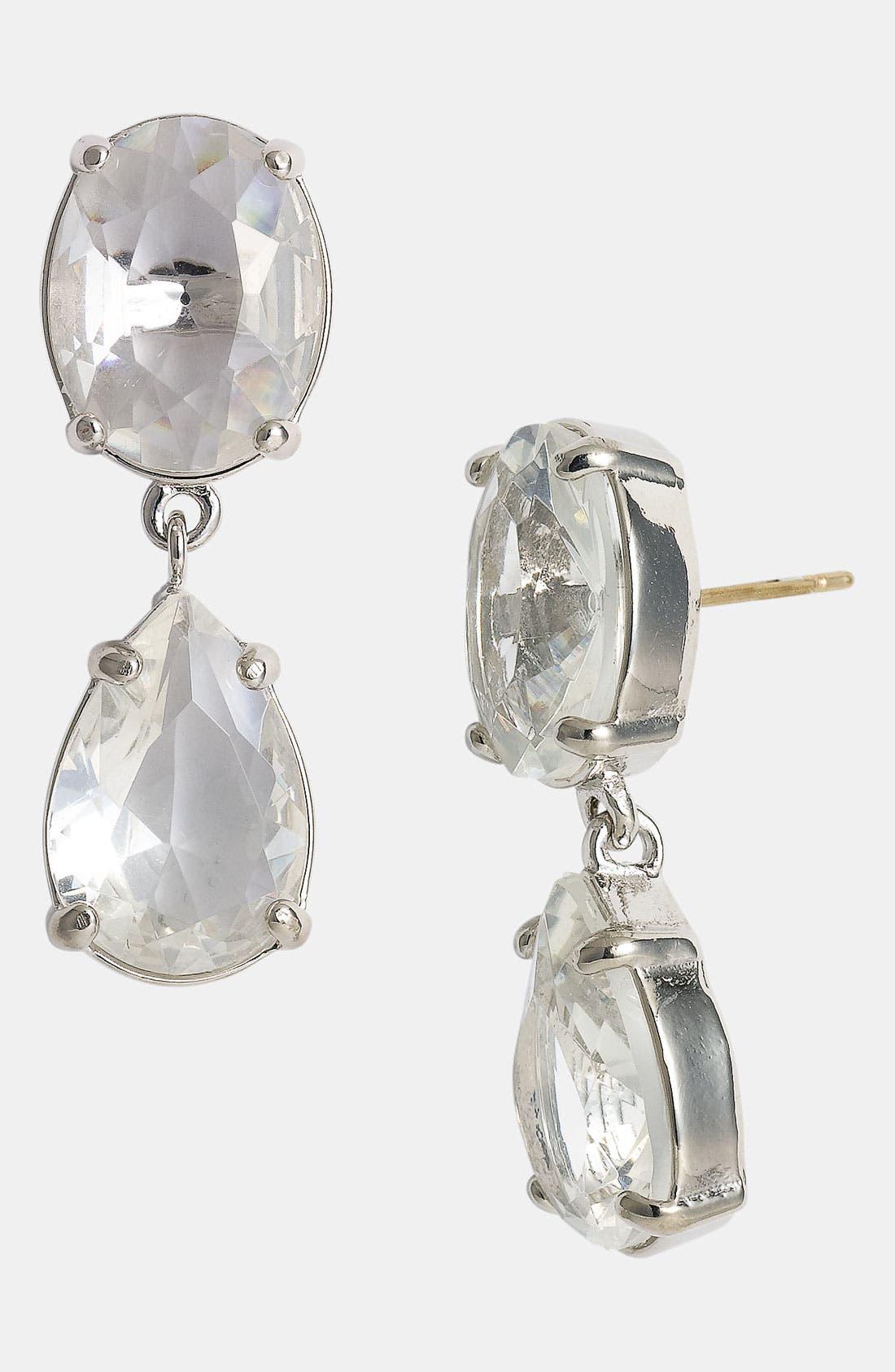 Main Image - kate spade new york 'pop palette' drop earrings