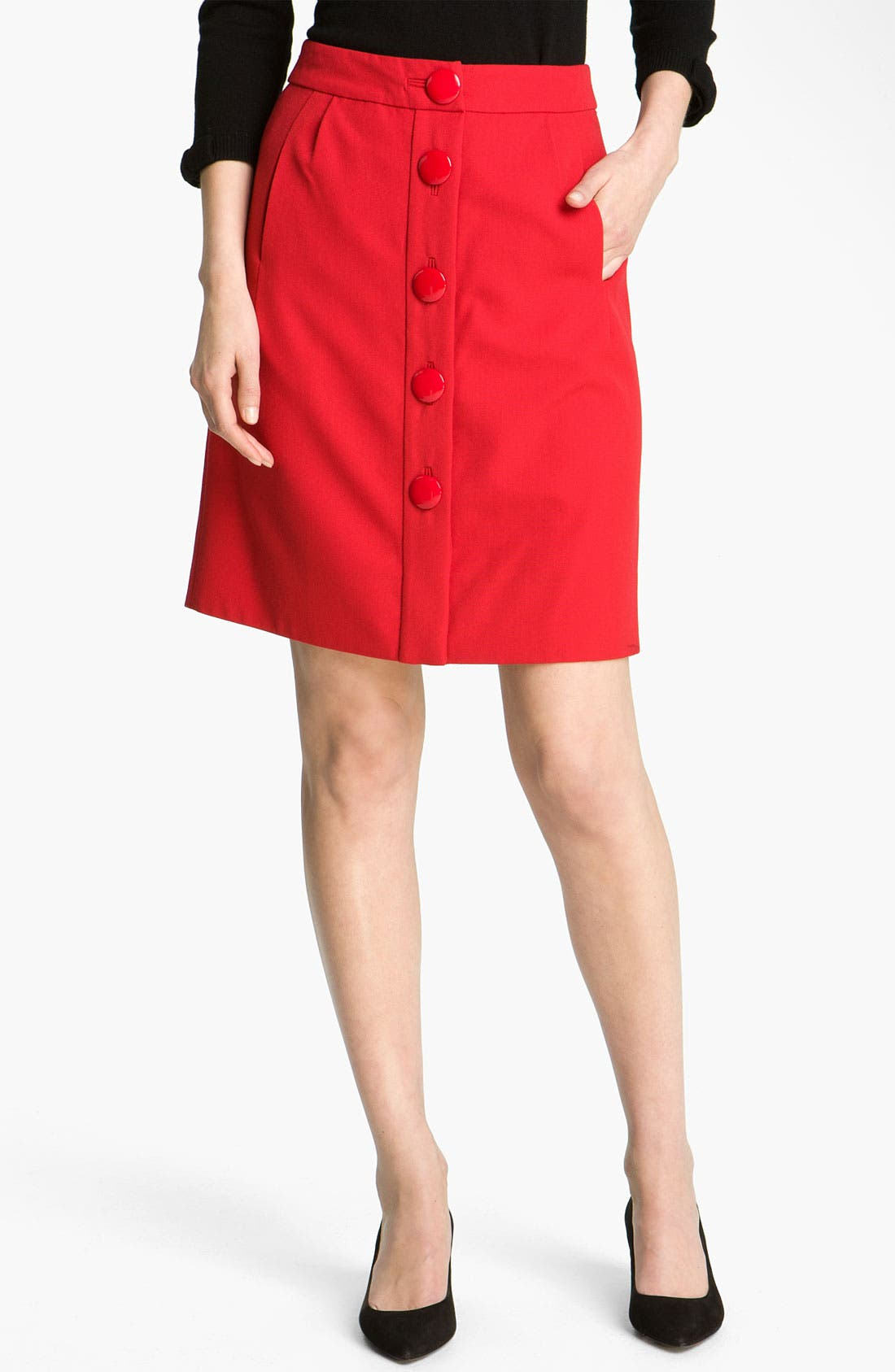 Main Image - kate spade new york 'faylyn' skirt