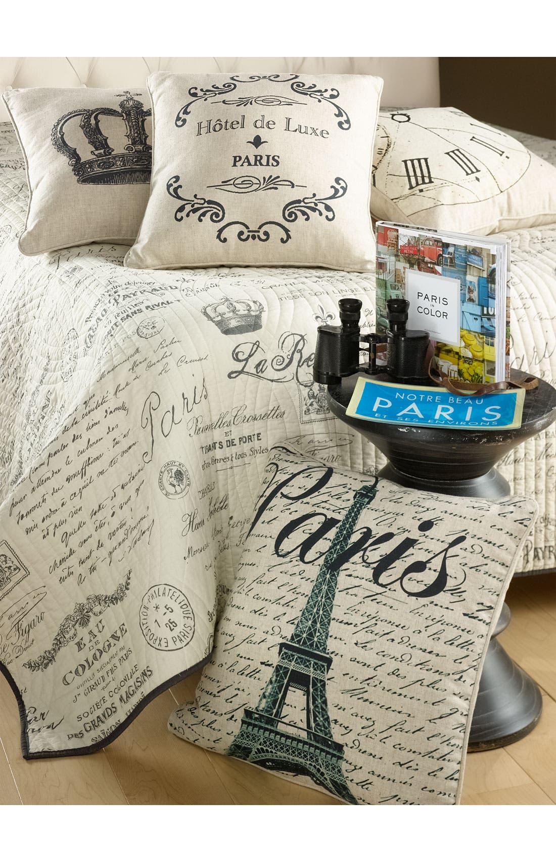 Alternate Image 3  - C & F 'Paris' Pillow