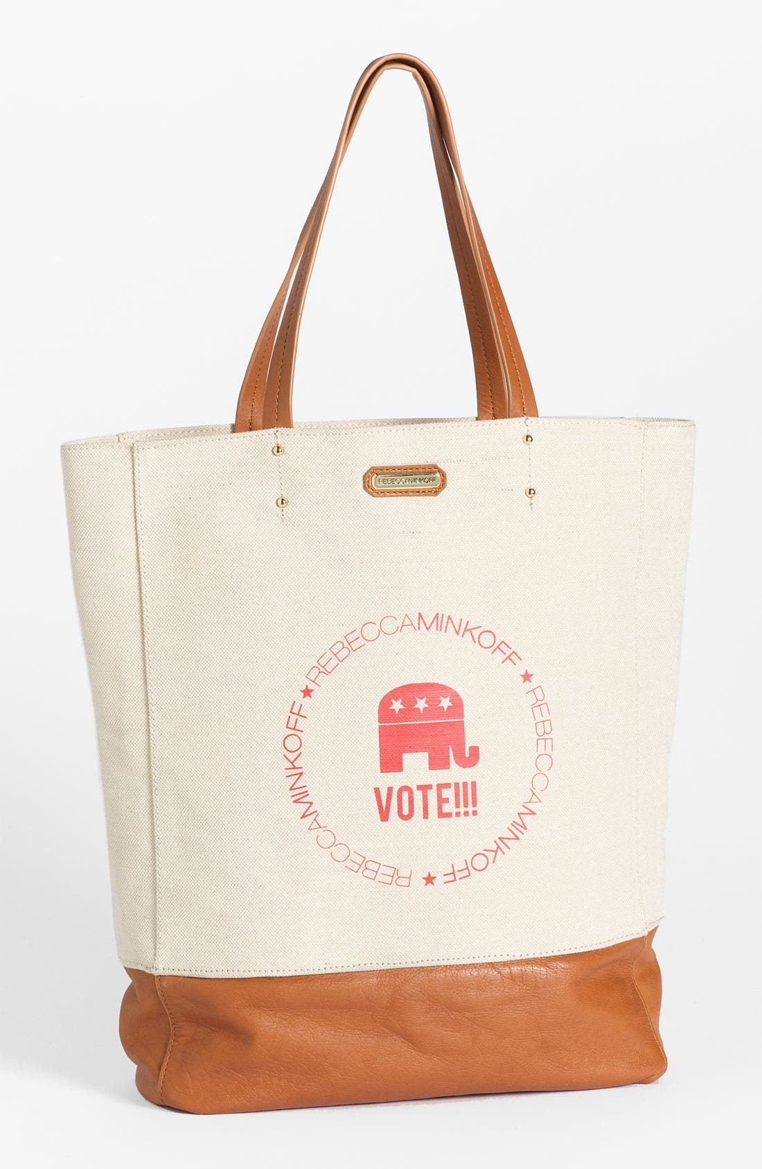 Alternate Image 1 Selected - Rebecca Minkoff 'Vote - Cherish' Tote