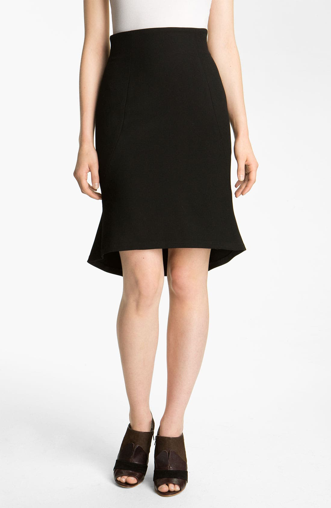 Main Image - Tracy Reese 'Couture Cloth' Flared Skirt