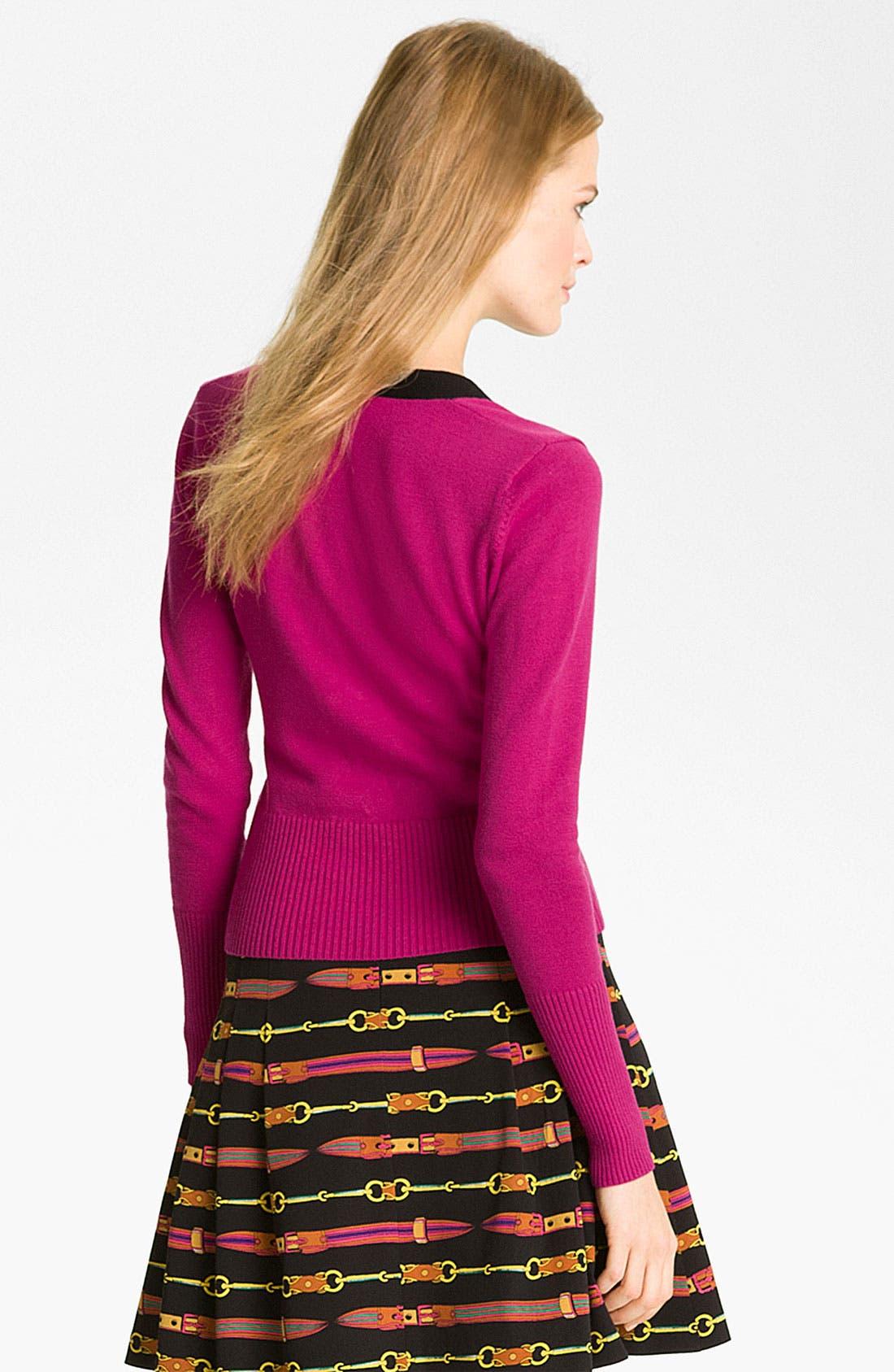 Alternate Image 2  - Nanette Lepore 'Picturesque' Pullover Sweater