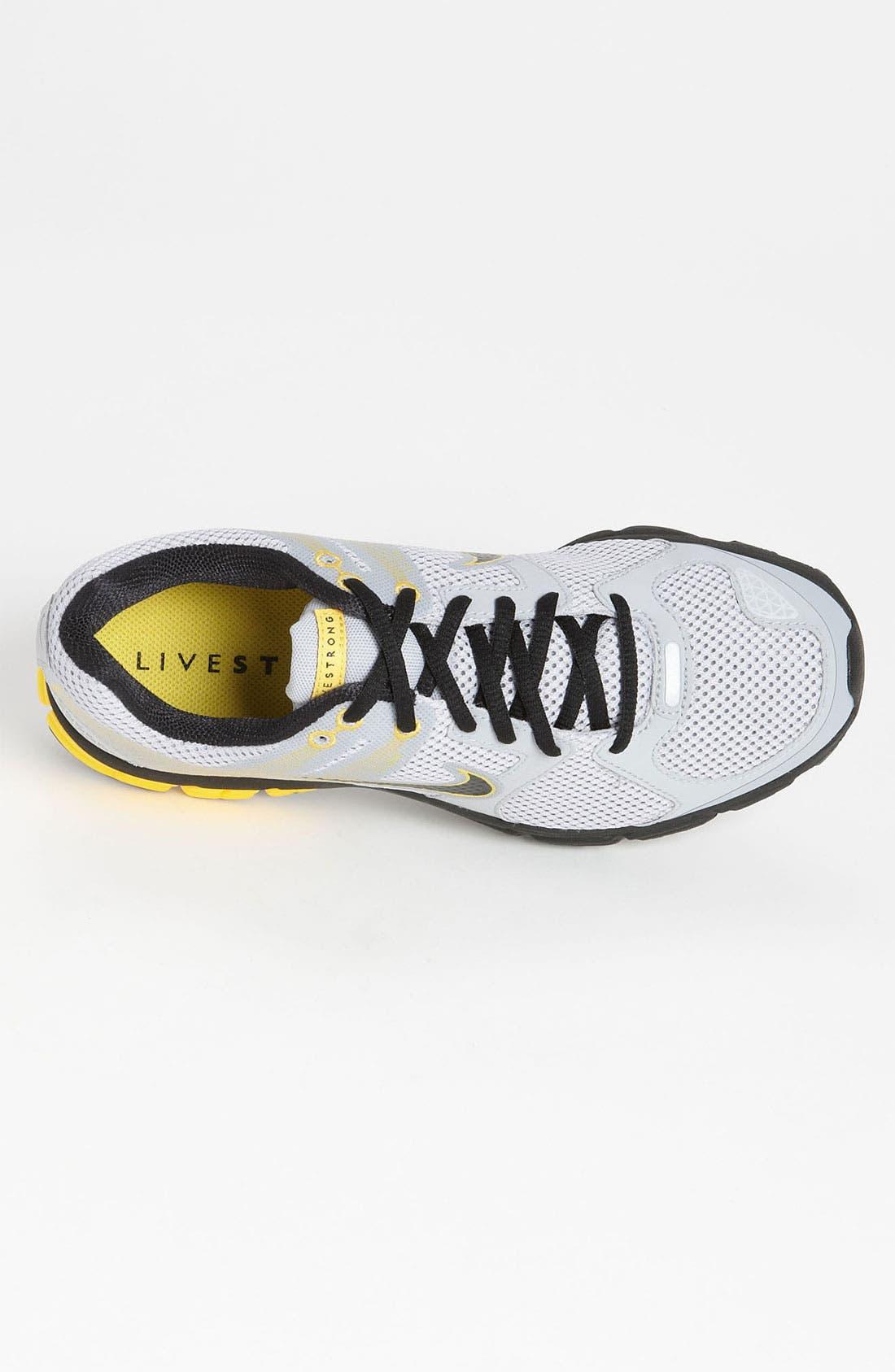 Alternate Image 3  - Nike 'LIVESTRONG Zoom Structure+ 15' Running Shoe (Men)