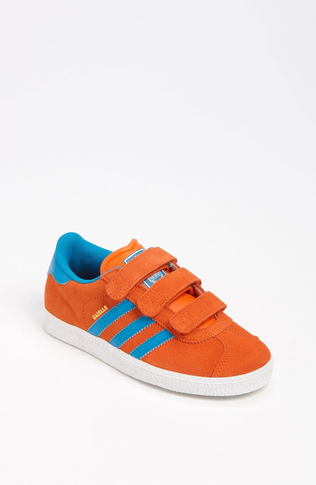 Alternate Image 1 Selected - adidas 'Gazelle 2' Sneaker (Toddler & Little Kid)